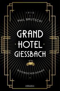 Grandhotel Giessbach Cover