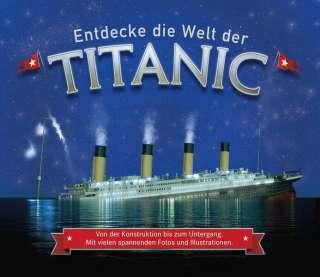 Entdecke die Welt der Titanic Cover