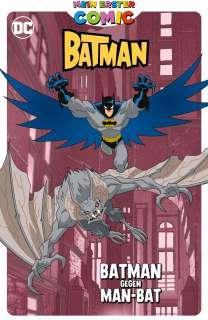 Batman gegen Man-Bat Cover