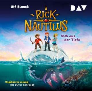 SOS aus der Tiefe (CD) Cover