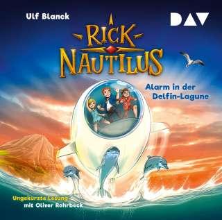Alarm in der Delfin-Lagune Cover