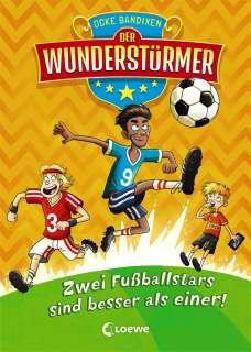 Zwei Fussballstars sind besser als einer! Cover
