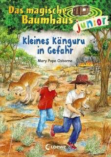 Kleines Känguru in Gefahr Cover
