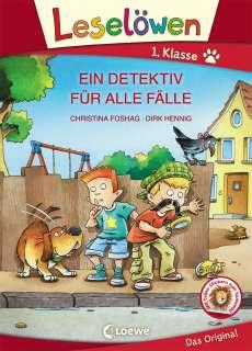 Ein Detektiv für alle Fälle Cover