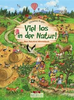 Viel los in der Natur! Cover