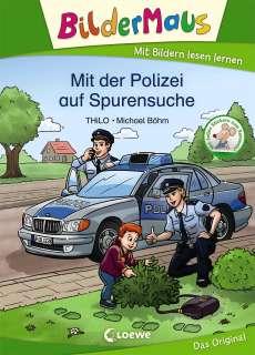 Mit der Polizei auf Spurensuche Cover