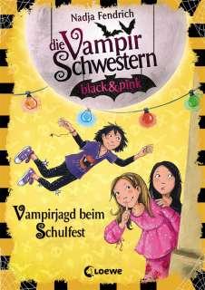 Vampirjagd beim Schulfest Cover