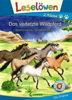 Das verletzte Wildpferd Cover