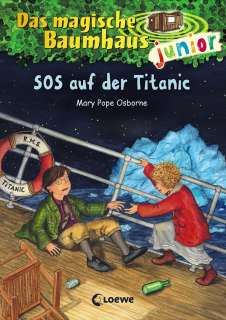 SOS auf der Titanic Cover