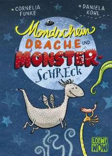 Mondscheindrache & Monsterschreck Cover