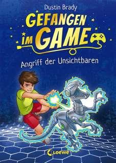 Gefangen im Game - Angriff der Unsichtbaren Cover