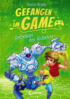 Rebellion der Roboter Cover