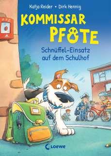 Schnüffel-Einsatz auf dem Schulhof Cover