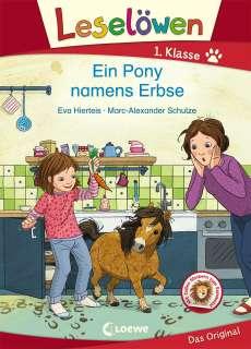 Ein Pony namens Erbse Cover