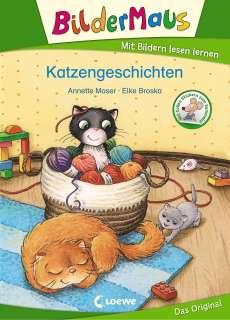 Katzengeschichten Cover