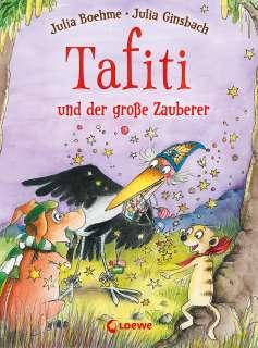 Tafiti und der grosse Zauberer (17) Cover