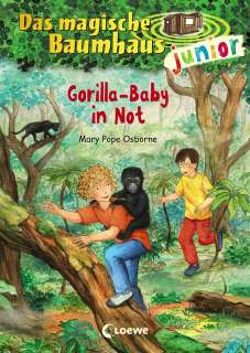 Gorilla-Baby in Not Cover