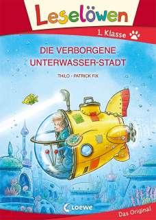Die verborgene Unterwasser-Stadt Cover