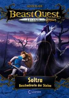Soltra, Beschwörerin der Steine Cover