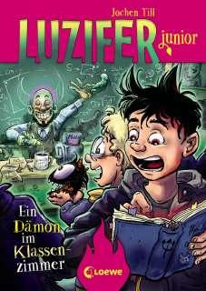 Ein Dämon im Klassenzimmer Cover