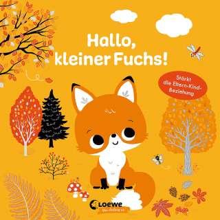 Hallo, kleiner Fuchs! Cover