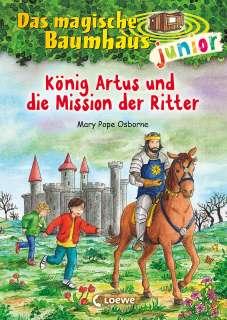 König Artus und die Mission der Ritter Cover