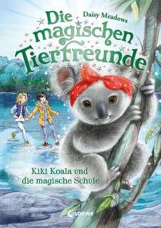 Kiki Koala und die magische Schule Cover