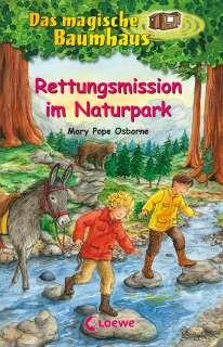 Rettungsmission im Naturpark Cover