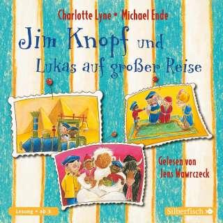 Jim Knopf und Lukas auf grosser Reise (1 CD) Cover