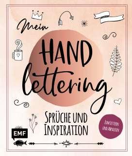 Mein Handlettering - Sprüche und Inspiration Cover