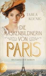 Die Maskenbildnerin von Paris Cover