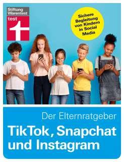 TikTok, Snapchat und Instagram Cover