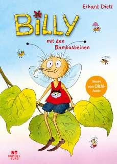 Billy mit den Bambusbeinen Cover