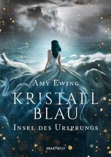 Kristallblau - Insel des Ursprungs Cover