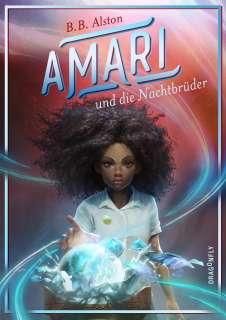 Amari und die Nachtbrüder Cover