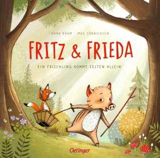Fritz und Frieda Cover