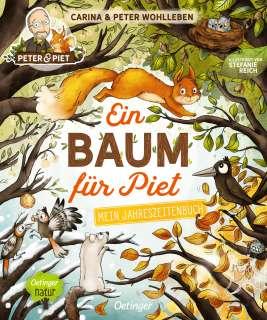 Ein Baum für Piet Cover