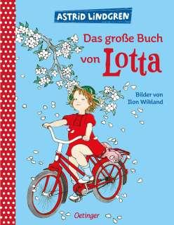 Das große Buch von Lotta Cover