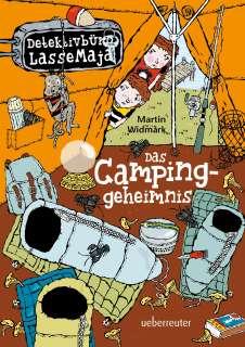 Das Campinggeheimnis Cover