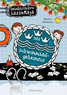 Das Schwimmbadgeheimnis Cover