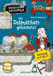 Das Diamantengeheimnis Cover
