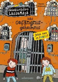 Das Gefängnisgeheimnis Cover