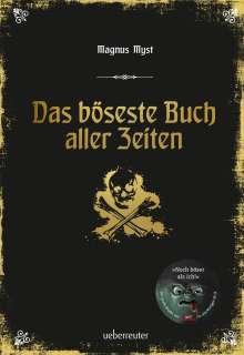 Das böseste Buch aller Zeiten Cover