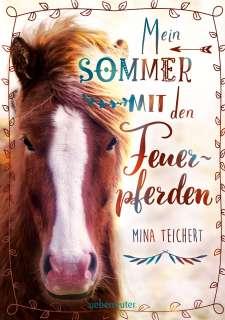 Mein Sommer mit den Feuerpferden Cover