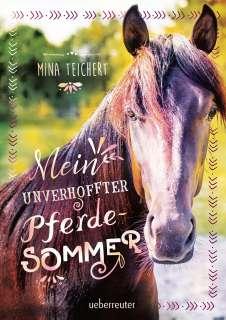 Mein unverhoffter Pferdesommer Cover