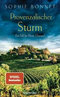 Provenzalischer Sturm (8) Cover