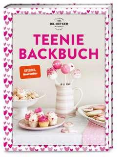 Teenie Backbuch Cover