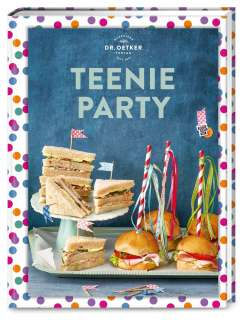 Teenie Party Cover
