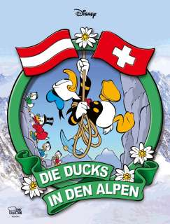 Die Ducks in den Alpen Cover