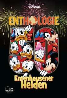 Entenhausener Helden Cover